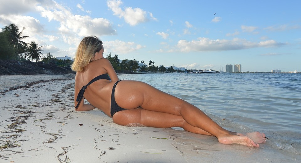 Are mistaken. round bikini glutes